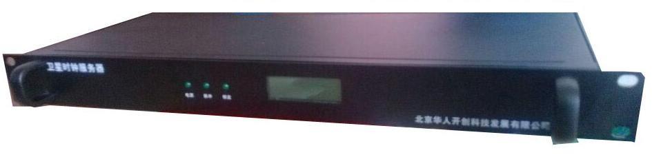 高精度GPS卫星同步时钟系统NTP网络时钟
