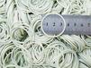 廠家直銷白色橡皮筋,包裝用橡皮筋,扎線用橡膠圈