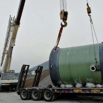 一体化预制泵站招标污水泵站占地面积