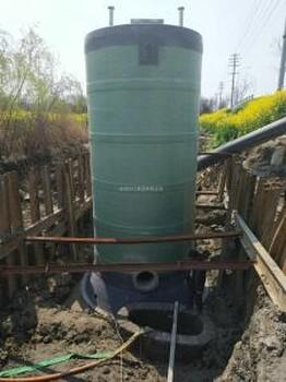 咸宁雨水一体化提升泵站污水泵站的作用