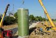 湖南标准立式污水泵站是中小型泵站的不错选择山东一体化预制泵站
