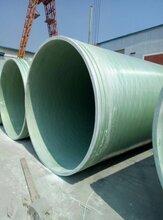 湖南益阳玻璃钢管供应厂家图片