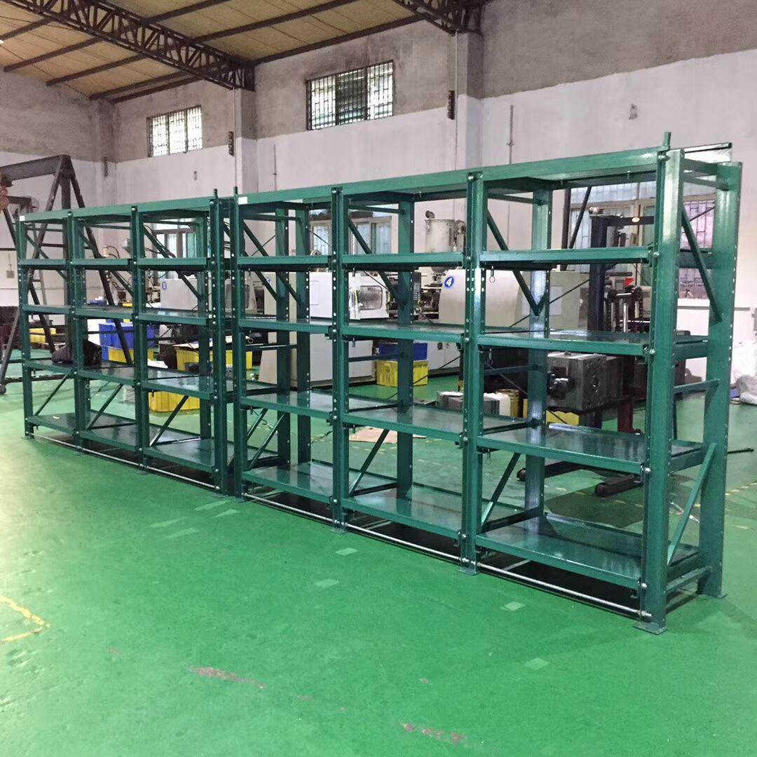 深圳抽屉式模具货架生产商,三格四层标准模具架价格