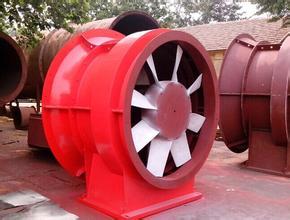 K40矿用轴流通风风机厂家直销