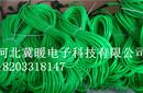 安全无电流碳纤维发热电缆