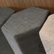 百佳贝迪现代风格坐凳会议室休息坐凳时尚多边?#23614;家?#27801;发坐凳