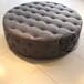 百佳贝迪灰色布踏服装店沙发时装店圆形沙发?#23478;?#22278;形沙发踏