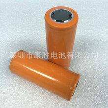 充电电池3.7V锂电池26650深圳电池厂家康胜电池直销