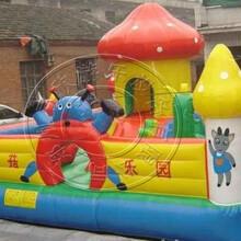 儿童户外大型充气城堡蹦床户外蹦蹦床儿童户外弹跳床