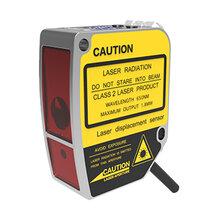 FUWEI激光位移传感器高精度FSD11-65-AV系列检测30-1000mmIP67图片