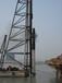 珠海水邊打樁澳門水上打樁施工多少錢一米珠海水上碼頭打樁