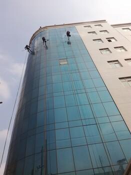 大荔高空清洗外墙清洗玻璃幕墙清洗专业品牌公司