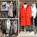 南京便宜服裝羽絨服清貨時尚韓版女裝棉衣中長款外套處理