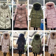 西安便宜棉衣羽绒服处理工厂清货杂款地摊服装便宜尾货处理低价清图片