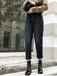 便宜時尚女士小腳褲雜款牛仔褲清貨工廠清貨女士鉛筆褲