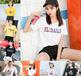 杭州便宜T恤,女士短袖,純棉體恤,印花短袖,幾元T恤批發