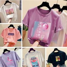 广州最便宜服装批发几元T恤批发价格纯棉T恤便宜地摊货处理