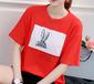 南京便宜女装上衣韩版T恤夏季服装清货几块钱短袖处理