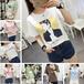 貴陽便宜女士T恤夏季短袖韓版時尚女裝T恤低價清貨女士短袖