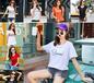 便宜女士T恤夏季短袖便宜服装清货亏本处理女装半袖几元清
