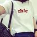 深圳东门便宜服装批发夏季短袖清货女士上衣纯棉T恤5元以下