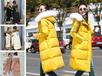 福建棉服批發韓版羽絨服雜款女裝外套批發女士棉衣低價清