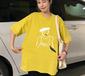 貴州女士T恤便宜T恤爆款T恤印花T恤純棉T恤批發