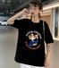 湖北2020爆款T恤靚妹T恤純棉T恤便宜T恤批發幾塊錢T恤批發
