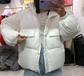 甘肅冬季棉服批發女士棉服批發2020棉服韓版棉衣羽絨服