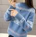 貴州韓版女士毛衣毛衣批發冬季毛衣新款女士毛衣廠家毛衣批發