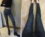 貴州便宜牛仔褲彈力女士牛仔褲彈力小腳褲廠家牛仔褲批發