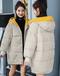 內蒙古女裝棉服加厚棉服批發新款女裝長款棉服批發