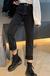 江西牛仔褲尾貨冬季加厚牛仔褲低價牛仔褲便宜女士牛仔褲