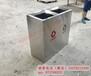 不锈钢户外垃圾桶果皮箱小区公园环卫分类垃圾桶街道室外垃圾箱