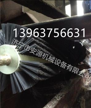 机械式毛刷清扫器B800被动滚刷清扫器电动清扫器