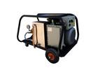 高压蒸汽清洗机气动防爆高压水清洗机