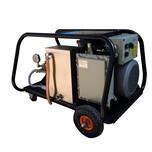 高压蒸汽清洗机气动防爆高压水清洗机图片