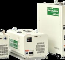 日本樫山真空泵,日本真空泵,kashiyama泵,NeoDry 系列泵图片
