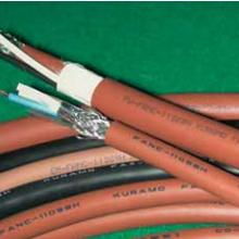 原装进口日本仓茂KURAM三菱cclink通讯电缆FANC-110SBH