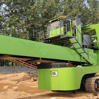駿翔礦山機械_質量好的履帶式斗輪堆取料機提供商-履帶式斗輪堆取料機低價出售