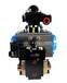 意大利康隆高低压切换阀气动高低压换向阀