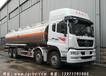 2018年符合GB7258法规前四后八铝合金运油车