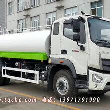 福田瑞沃BJ5184GQXKPFN-01型国六洒水清洗车图片