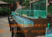海鲜玻璃鱼缸超市海鲜鱼池水产市场制冷鱼池