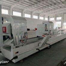 天马机械制作断桥铝门窗一套完整的生产线需要几台设备图片