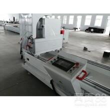 江蘇連云港市工地上加工斷橋鋁門窗需要買哪些設備多少錢一套圖片