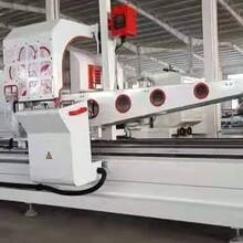 买断桥铝门窗制作机器/正规的专业制作厂家-天马机器图片