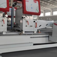 廣西南寧生產斷橋鋁門窗設備的廠家圖片