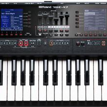 罗兰合成器EA7键盘键盘61键