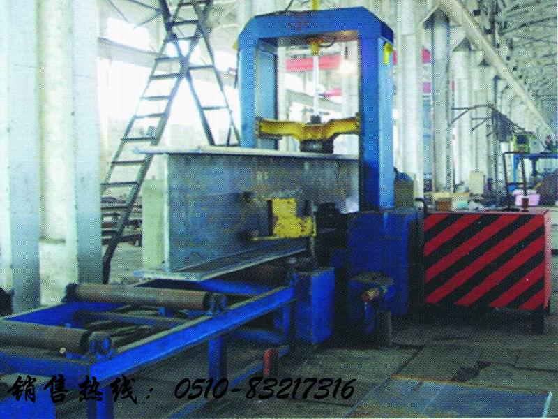 h型钢组立机(钢结构焊接设备)